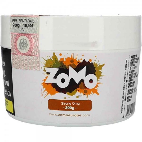 Zomo Tabak Strong Orng 200g