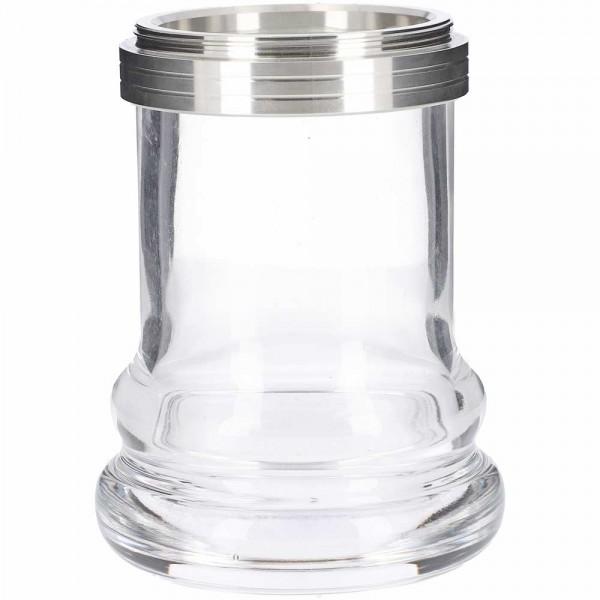 Ersatzglas INVI Nano Edelstahl Clear