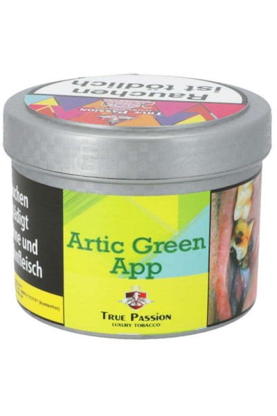 True Passion Tabak Arctic Green App 200g