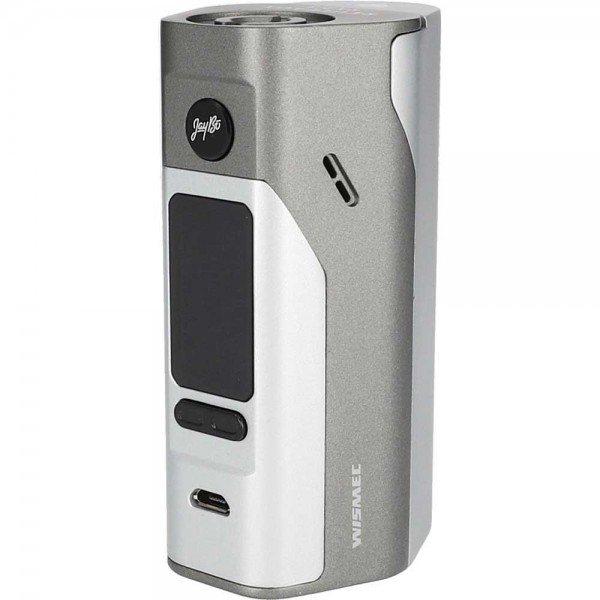 Wismec Reuleaux RX2/3 TC - 200W MOD (Akkuträger) Grey/Silver