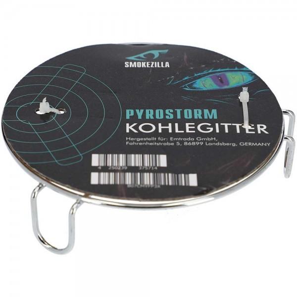 Smokezilla Kohlegitter für Pyrostorm 17,5cm