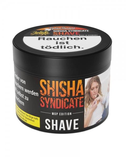 Shisha Syndicate Tabak MGP Edition SHAVE 200g