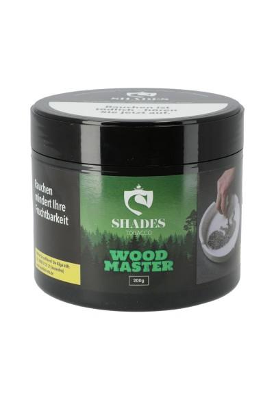 Shades Tabak Woodmaster 200g