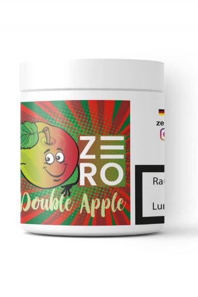 ZERO Tabakersatz Double Apple 200g