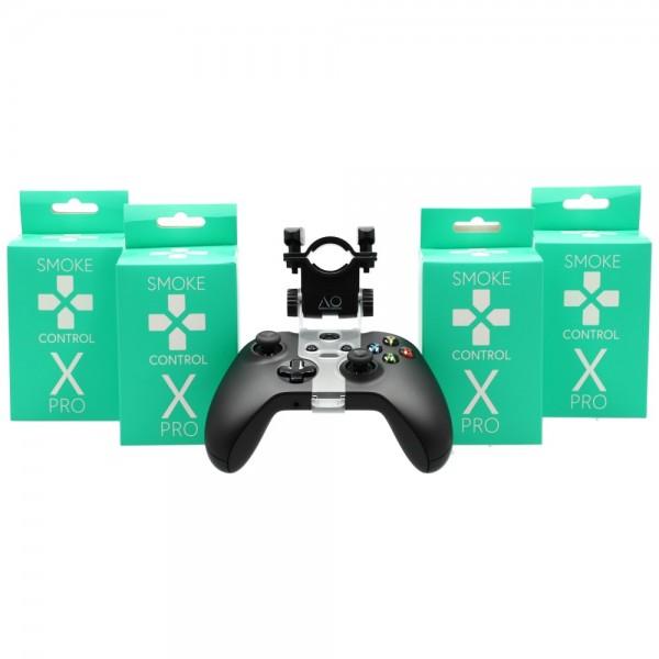 AO Smoke Control X-Pro Shisha Mundstück Schlauchhalter für XBOX ONE Controller
