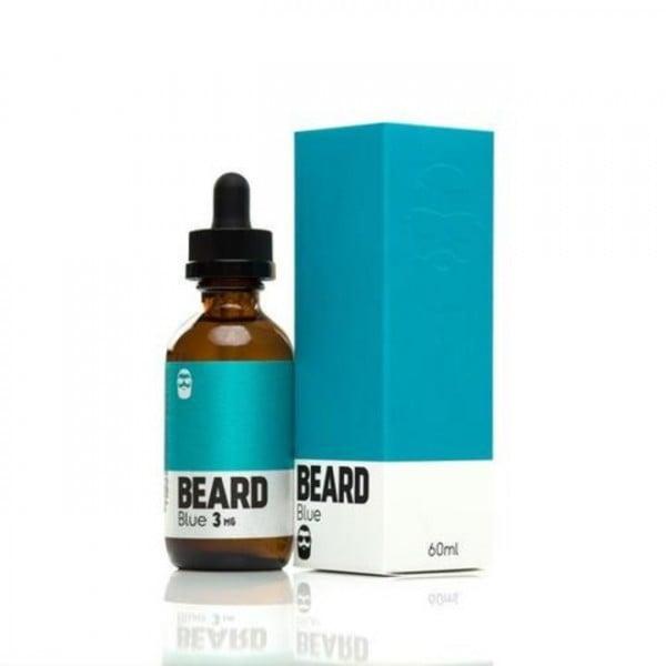Beard Vape Colors - Blue - 0mg Nikotin - 60ml