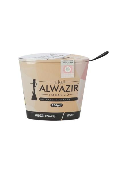 Alwazir Tabak No. 43 MAGIC POWER 250g