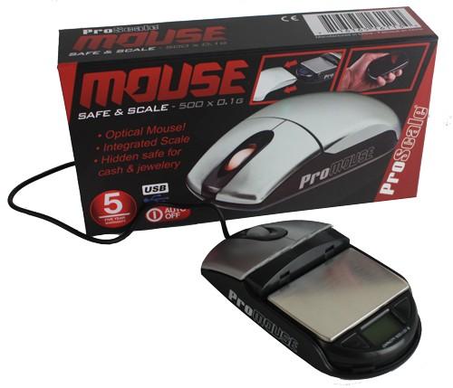 PROSCALE Mouse-500g/0.1g Digitalwaage