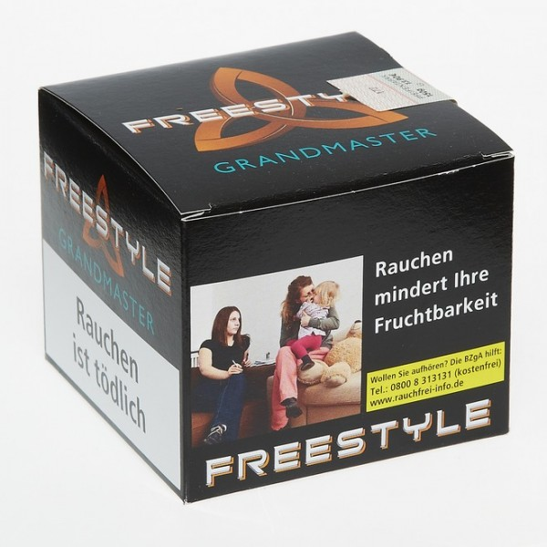 Freestyle Tobacco Grand Master 150g