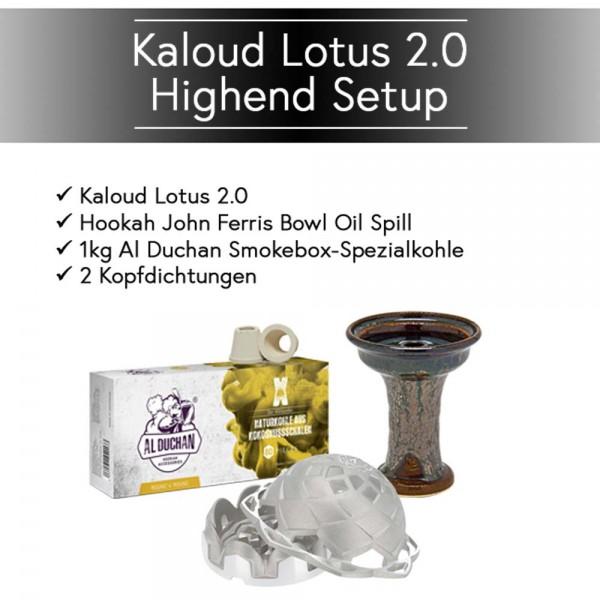 Kaloud Lotus 2.0 Highend Setup