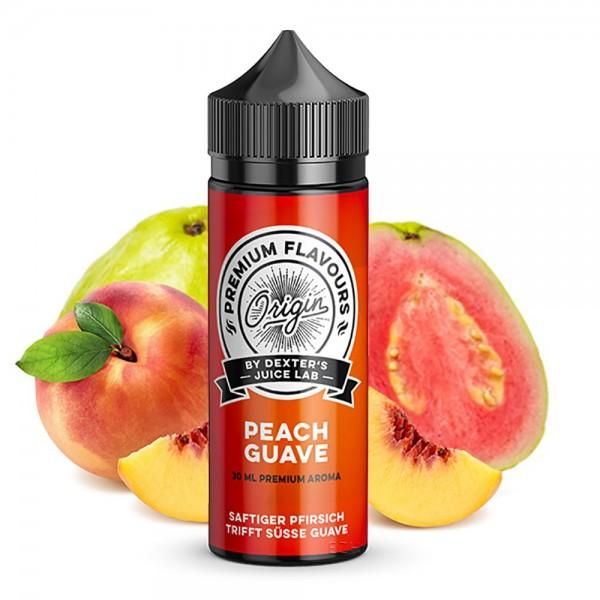 Dexter's Juice Lab Origin Peach Guave Aroma 30ml