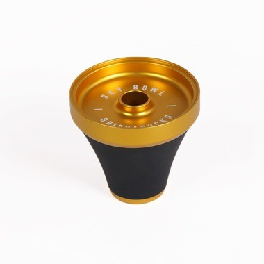 Shishabucks Sky Bowl V2 Gold