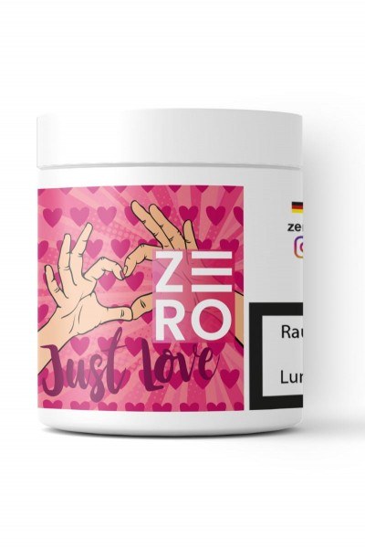ZERO Tabakersatz Just Love 200g