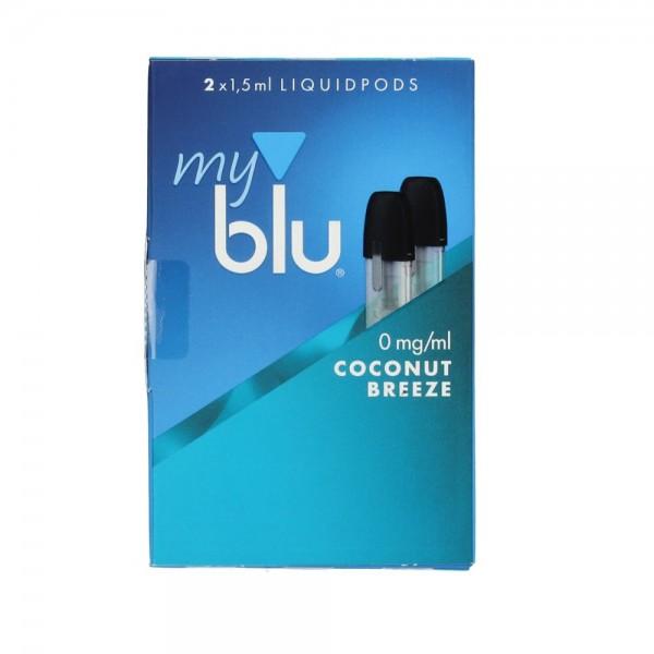 MyBlu Coconut Breeze POD (2er Pack) Liquid