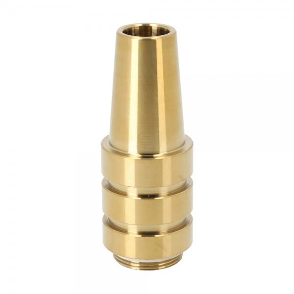 INVI Nano Kopfadapter Edelstahl Gold