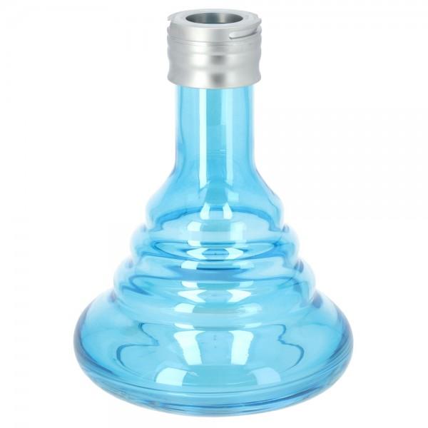 Ersatzglas INVI Saros Silber Blue Shiny