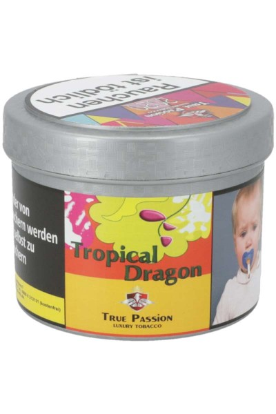 True Passion Tobacco Tropical Dragon 200g
