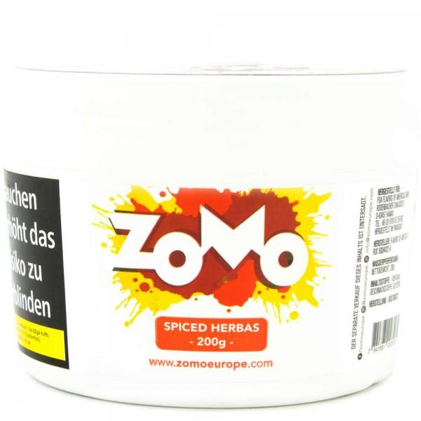 Zomo Tabak Spiced Herbas 200g