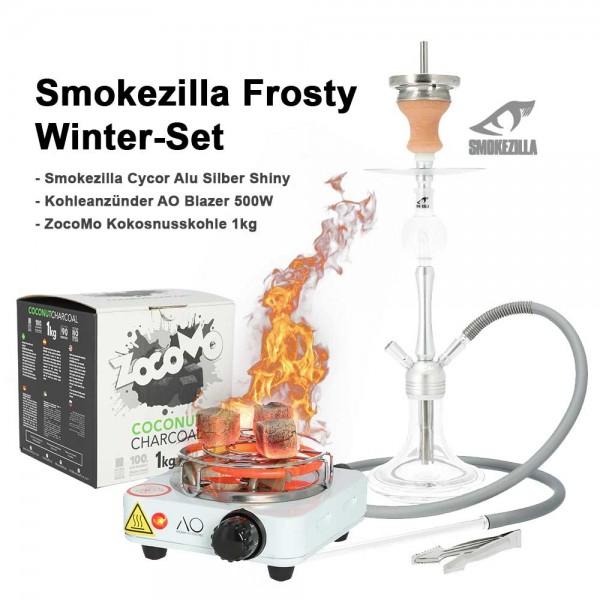 Smokezilla Cycor Frosty-Winter-Set
