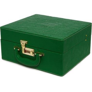 Koffer Al Fakher Grün - B-Ware