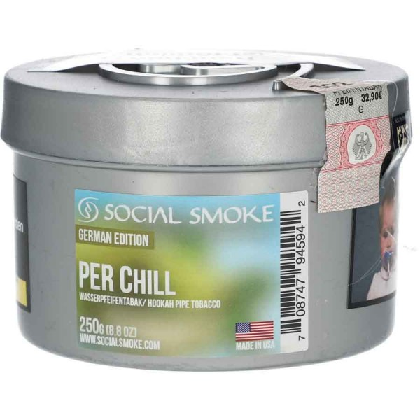 Social Smoke Per Chill 250g