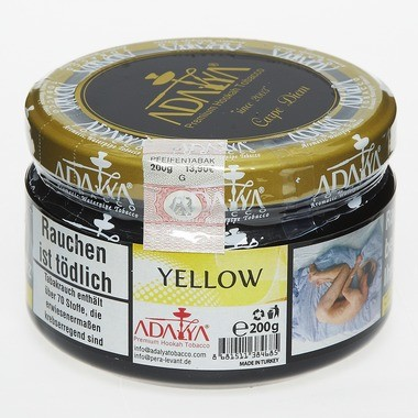 Adalya RF Yellow 200g