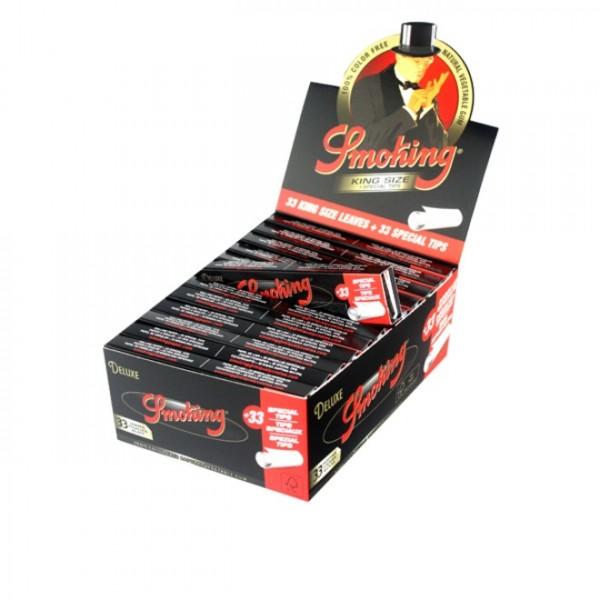 Smoking de Luxe-King-Size-VE24-Tips