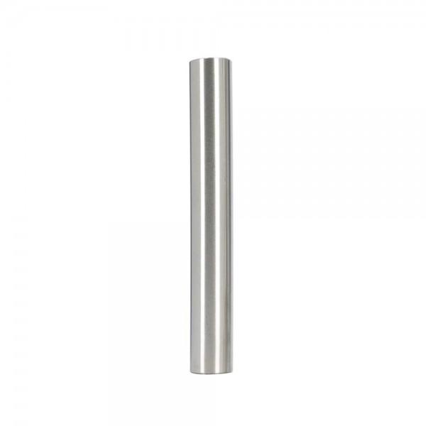 INVI Wasserrohr Edelstahl Silber 16cm