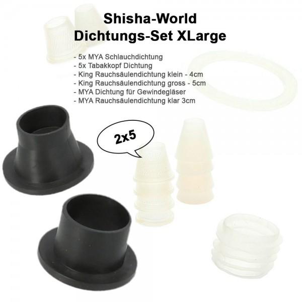 Shisha-World Dichtungs-Set XLarge