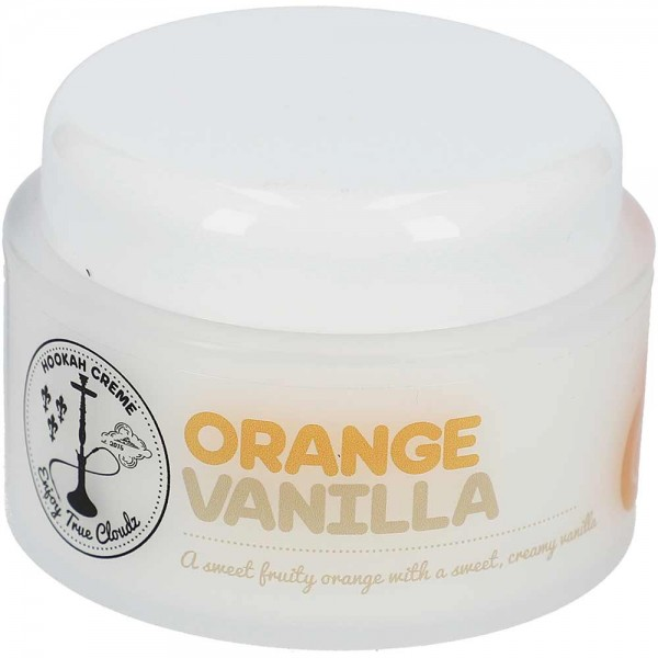 True Cloudz Orange Vanilla 0mg - Nikotinfrei
