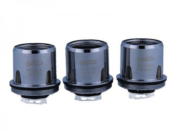3x SMOK V8 X Baby M2 Dual Coil 0,25 Ohm