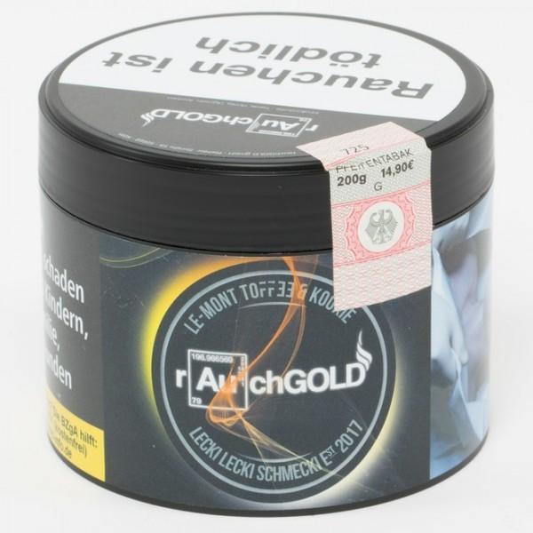 rauchGold Le-Mont Toff33 & Kookie 200g