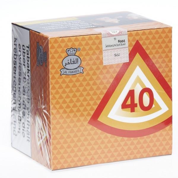 Al Fakher RF No. 40 200g