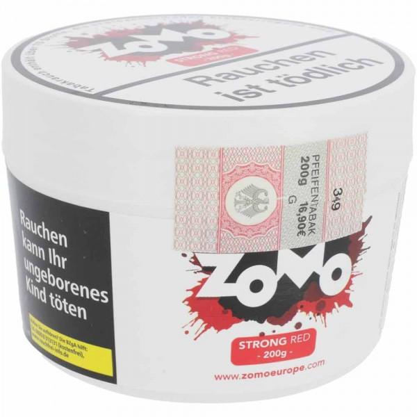 Zomo Tabak Strong Red 200g