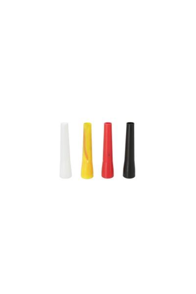 Shisha-World Hygienemundstücke Bunt 100 Stück