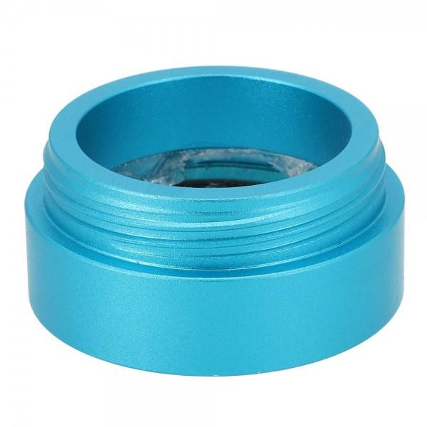 CYGN Nibiru Gewinde zum Selbstablösen Aluminium Hellblau