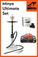 Smokezilla Minya Ultimate Set Schwarz