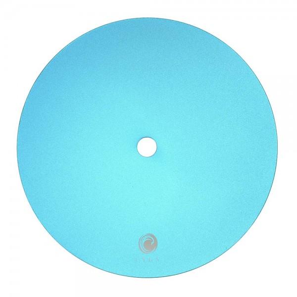 CYGN Kohleteller Aluminium Hellblau 23cm