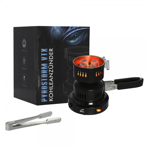 Smokezilla Pyrostorm VTX Kohleanzünder 650W