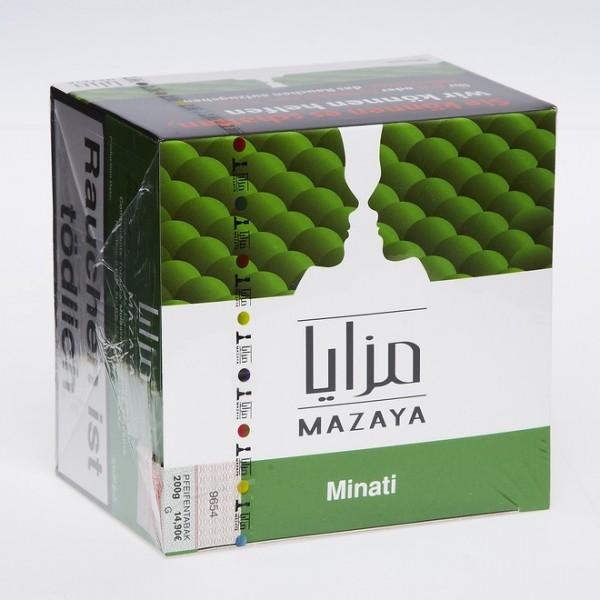 Mazaya Tabak Pure Breez 200g