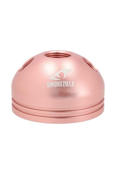 Smokezilla Rauchbase Baragon 2S Aluminium Rose Gold