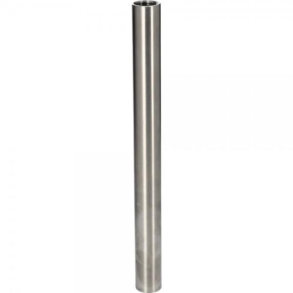 Smokezilla Wasserrohr Edelstahl 12cm
