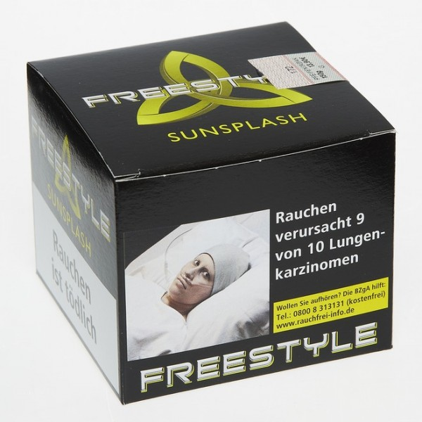 Freestyle Tobacco Sunsplash 150g