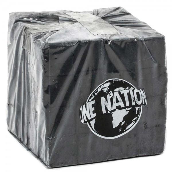 One Nation Premium Shisha Cubes 26er Naturkohle 1kg Gastro
