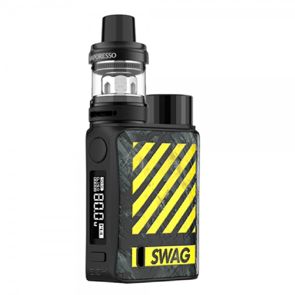 Vaporesso Swag 2 Kit (Zebra-Yellow)