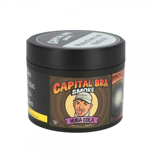 Capital Bra Tabak Huba Cola 200g