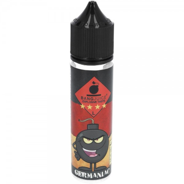 Bang Juice Germaniac Shake & Vape Aroma 15ml
