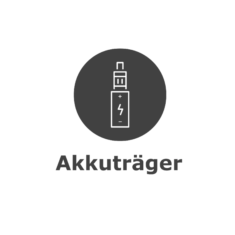 Akkuträger e-Zigaretten