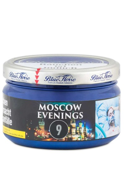 Blue Horse Tabak 2.0 MOSCOW EVENINGS 200g