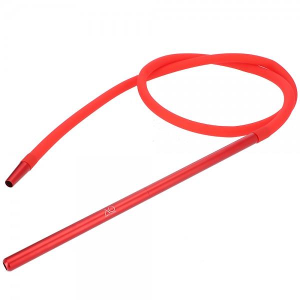 AO Schlauchset Alu Liner XL Rot